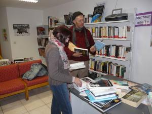 Bibliothèque de Montselgues