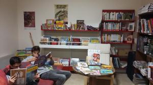 Bibliothèque de Malarce sur la Thines